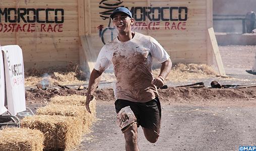 1ère édition de la  Morocco Obstacle Race a Ouarzazate-M