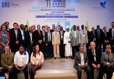 Tenue du 11eme forum mondial des regions - ECO