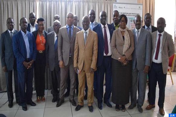 Un système de gestion des pesticides bientôt en Côte d'Ivoire