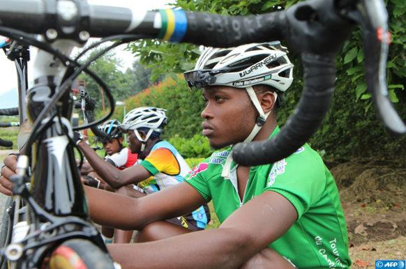 Course velos Rwanda