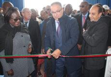 FES_Inauguration_grand centre de tri et de valorisatio_déchets en Afrique_ECO