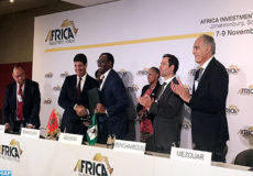 Johannesburg Africa investment Forum-ECO