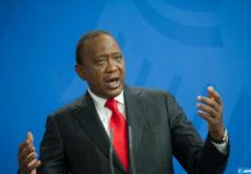 Uhuru Kenyatta ECO