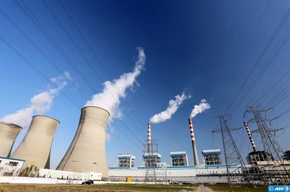 émisisons de CO2 dans le monde