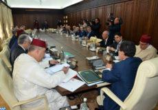 Réunion, vendredi (16/11/18) à Rabat, du Conseil de gouvernement sous la présidence du Chef du gouvernement, Saad Eddine El Othmani.