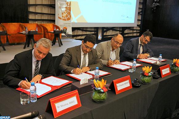 Casablanca-lancement officiel du label national global « TaQaPro »-Ecology