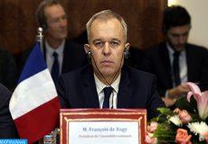 Le président de l'Assemblée nationale française, François De Rugy.