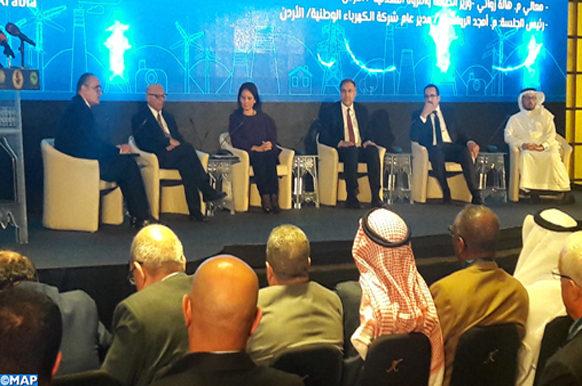 Jordanie_Conférence-de-lUnion-arabe-de-lélectricité_ECO