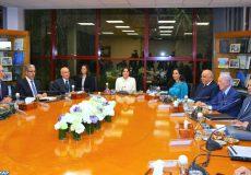 SAR Lalla Hasnaa préside CA fondation Mohammed VI pour la protection de l'environnement - MAP ECO