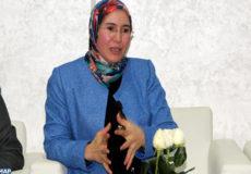 Tanger - journées du dévelopement durable - Nezha El Ouafi  - M