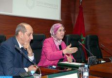 La secrétaire d'État chargé du développement durable, Nezha El Ouafi, préside, mercredi (31/10/18) à Rabat, une réunion de la délégation marocaine devant participer à la 24ème Conférence des parties à la convention-cadre des Nations-unies sur le changement climatique (CCNUCC), en vue d'examiner les progrès réalisés par le Maroc en prévision du sommet en décembre à Katowice, en Pologne.