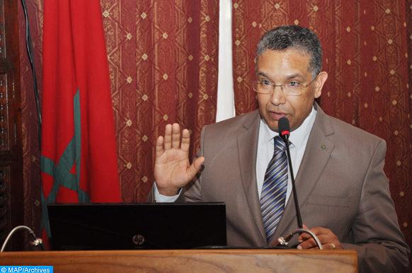 Le directeur général de l'Office national de l'eau et de l'électricité, élu président de l'AMEPA