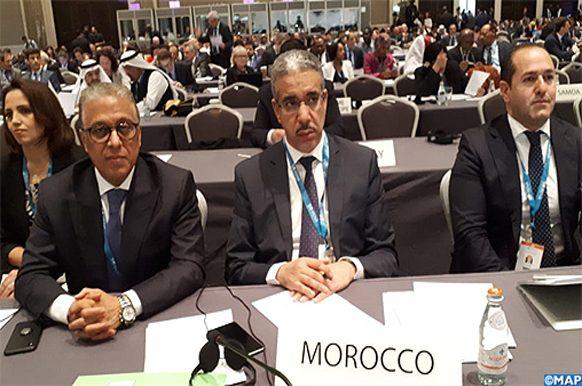 AG de l'Agence internationale des énergies renouvelables à Abou Dhabi -M2 ECO