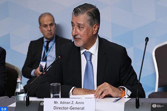 Abu dhabi - Adnan Amin - IRENA - ECO