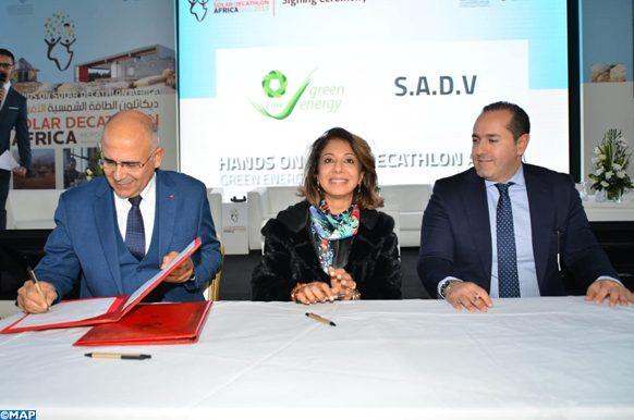 Benguerir_Signature_Solar Decathlon Africa_ECO