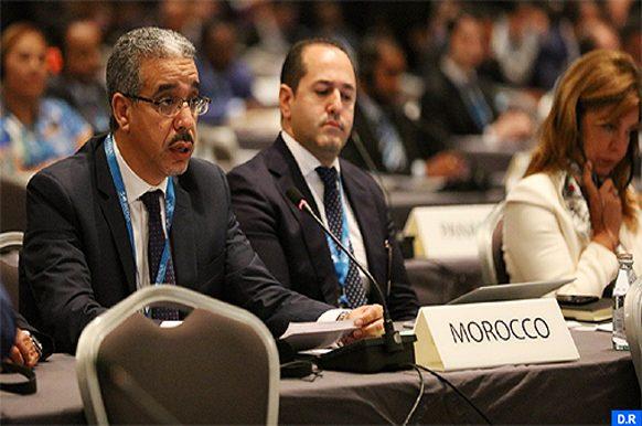 L'Agence internationale des énergies renouvelables  tient son assemblée générale à Abou Dhabi-eco
