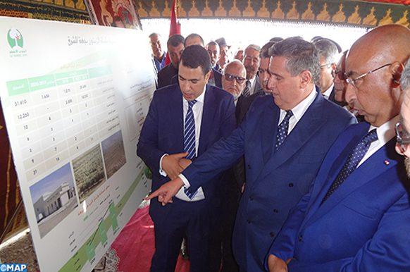 M. Akhannouch s'enquiert de l'état d'avancement de plusieurs projets agricoles dans la région de l'Oriental-eco