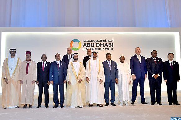 SAR le Prince Moulay Rachid représente SM le Roi à la cérémonie d'ouverture de la Semaine de la durabilité d'Abu Dhabi-M ECOLOGY