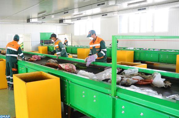 gestion de déchets