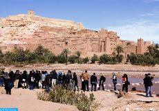 La Fondation du Festival International du Film de Marrakech organise une visite aux studios Atlas de cinéma d'Ouarzazate au profit des invites du festival de Marrakech notamment, les professionnels du cinéma : producteurs, réalisateurs et acteurs ainsi que des journalistes de la presse étrangère et nationale.