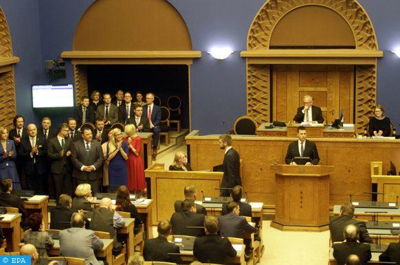 البرلمان الإستوني