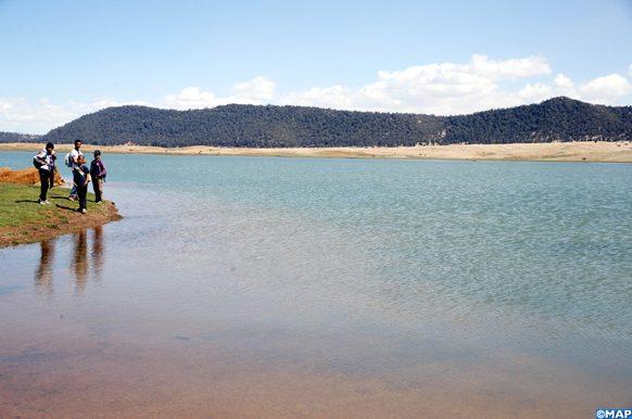 Lac Aguelmam Afenourir Ifrane (05/04/17) ph Fattoumi -DS