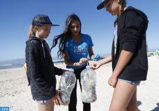 Des jeunes champions de la Terre