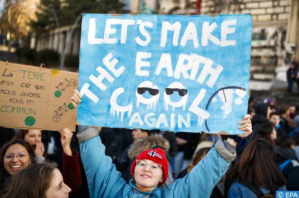 """projet """"20 en 2020"""" en faveur du climat"""