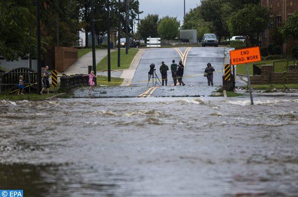 risques d'inondations