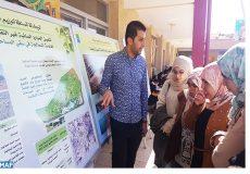 campagne de sensibilisation sur l'importance de l'eau à Oujda