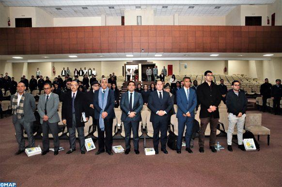 Ouverture, jeudi (21/03/19) à Rabat, de la 9-ème édition de la Power Day à l'École Mohammadia d'ingénieurs (EMI) à Rabat.
