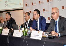 Conférence de Presse du groupe TAQA Maroc, jeudi (08/03/18) à Casablanca, pour annoncer ses résultats au 31 décembre 2017.