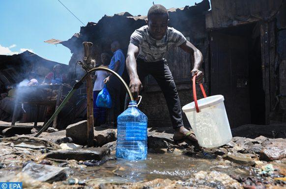 alimentation en eau potable