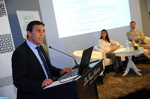 atelier - compétitivité de la chaîne de la valeur du Romarin-ECOLOGIE