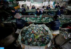 تدوير النفايات