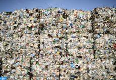 recyclage du plastique