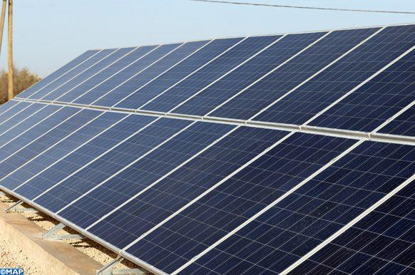 Energie solaire, énergie renouvelable,