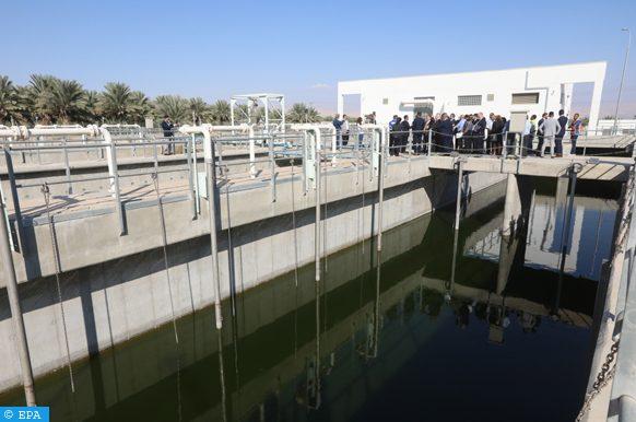 معالجة المياه المستعملة
