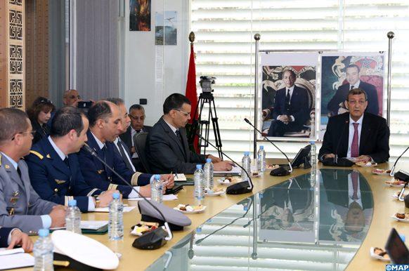 Le Comité Directeur de Prévention et de Lutte contre les incendies de forêts a tenu, jeudi (11/04/2019) à Rabat, une réunion sous la présidence du Haut-Commissaire aux Eaux et Forêts et à la Lutte Contre la Désertification, Dr. Abdeladim LHAFI.