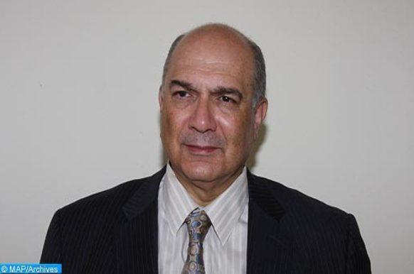 Le président de l'Office chérifien des phosphates (OCP), Mustapha Terrab.