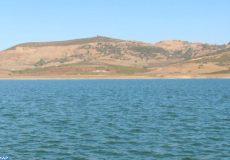 Le ministre de l'Agriculture, de la pêche maritime, du développement rural et des eaux et forêts, Aziz Akhannouch, visite, mardi (21/11/17), le chantier du projet d'aménagement hydro-agricole du périmètre Asjen associé au barrage Oued El Makhazine, dans la province d'Ouezzane.