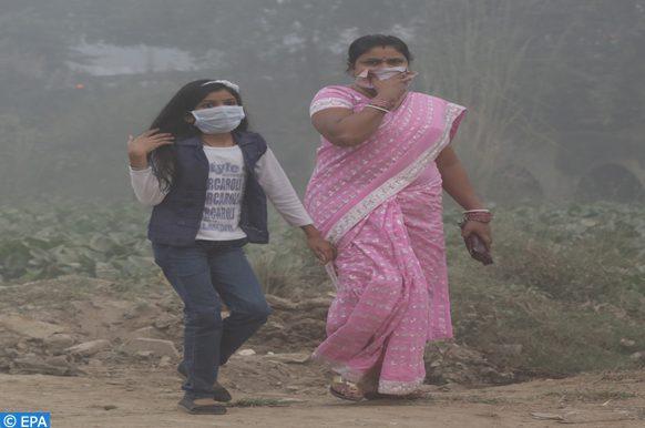 l'effet de la pollution