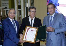 Les régions Tanger-Tétouan-Al Hoceima, Rabat-Salé-Kénitra et Marrakech-Safi ont pu certifier, vendredi (19/04/19)  à Meknès, l'ensemble de leurs guichets uniques (GU) ISO-9001: 2019, à l'occasion du 14ème Salon international de l'agriculture au Maroc (SIAM).