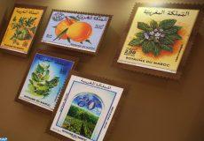 Barid Al Maghrib émet deux timbres postes à l'occasion du SIAM2019