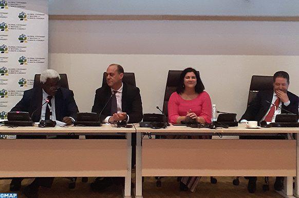 Abidjan - Plan climat du Maroc - centre 4C - MAP ECO