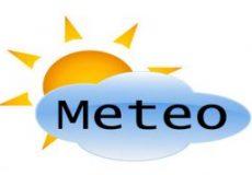 températures minimales et maximales