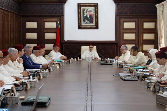 Réunion, jeudi (16/05/19) à Rabat, du Conseil de gouvernement sous la présidence du Chef du gouvernement, Saâd-Eddine El Otmani