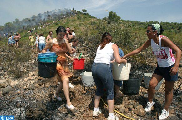 une municipalité portugaise veut protéger son parc écologique contre les incendies