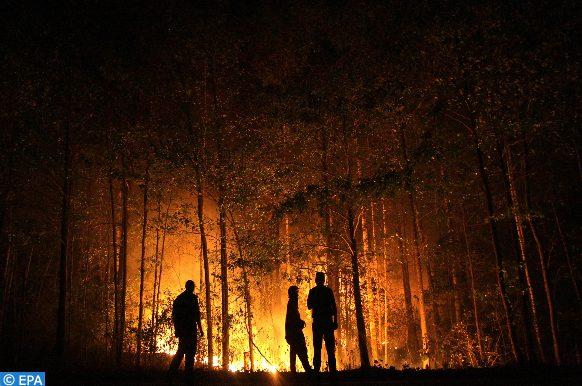déclenchement des feux