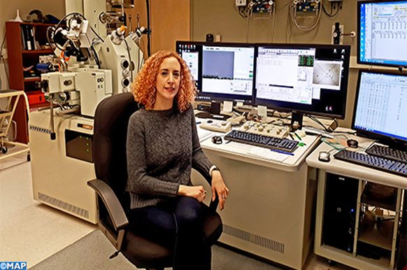 Asmae Boujibar, astrophysicienne marocaine